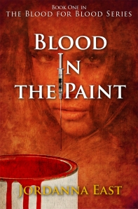 Blood in the Paint Cover